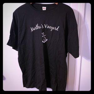 Shirts - Martha's Vinyard T-shirt XXL